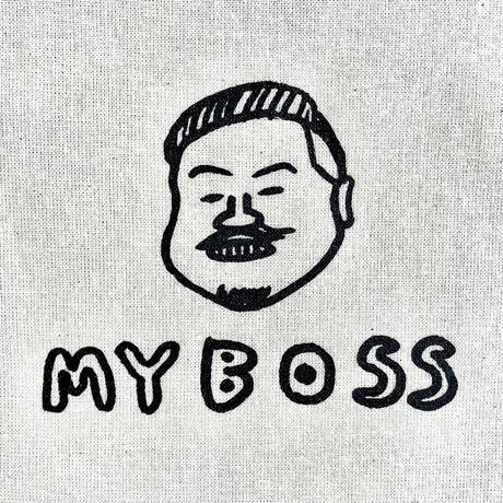 """""""THE BOSS"""" 巾着"""
