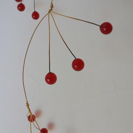 空想の赤い実(7連21粒)
