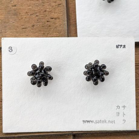 sea anemone /(ピアス・イヤリング)