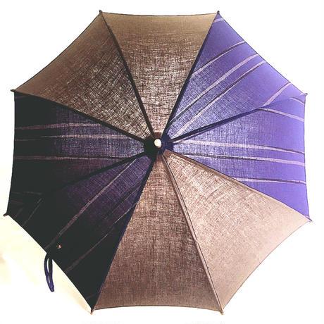 着物姿にも似合う 播州織の日傘