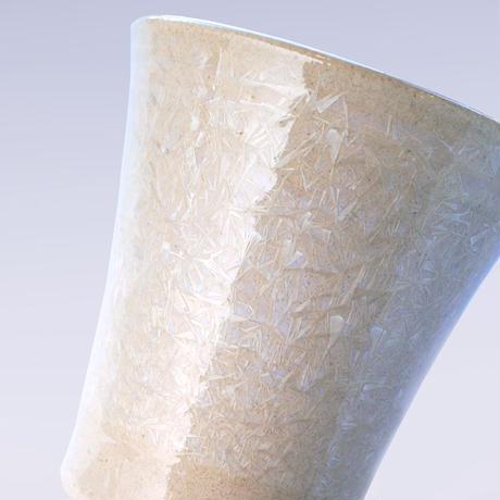 煌めき釉薬陶芸作品 カップ