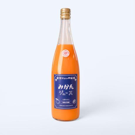 みかん讃歌 大津みかんジュース(500ml)