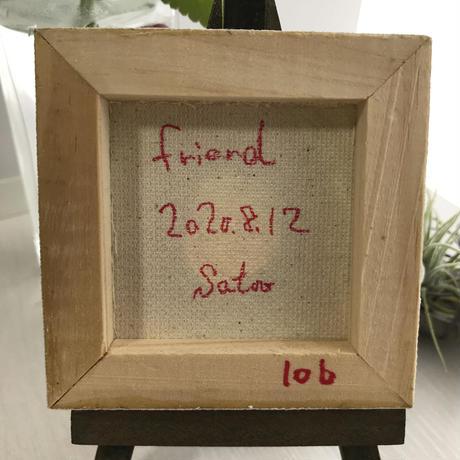 【だ-106】「friend」 ST232