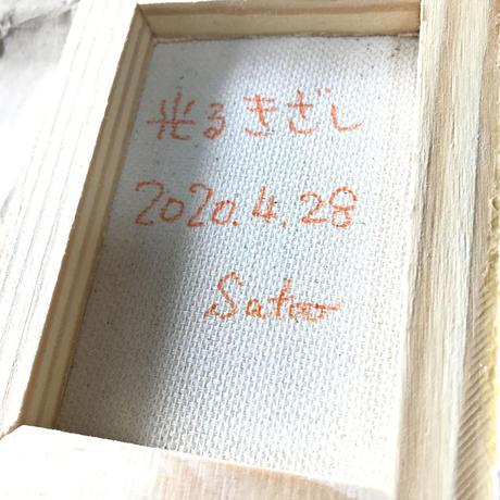 【だ-17】「光るきざし」 ST139