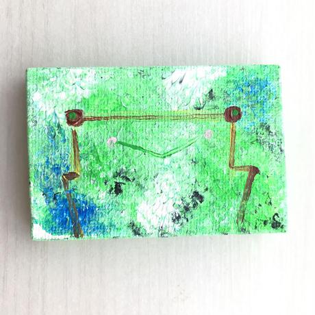 【だ-48】「カエルのうた子さん」 ST174