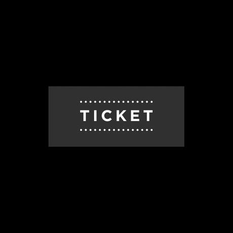 【キャンセル席随時販売】2/10(土) 東京メモリアルイベント第3部参加券+[Reception]3冊(別表紙ver)セット