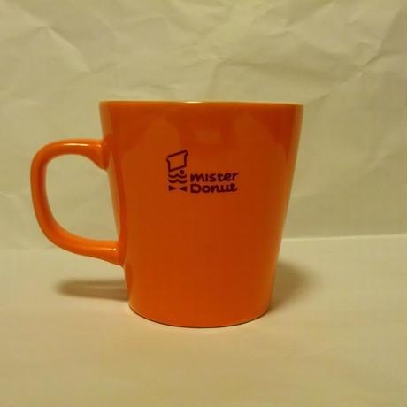 【中古品】ミスタードーナツコーヒーカップ