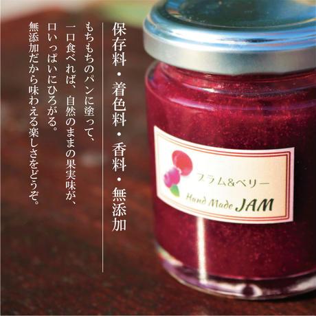 鹿児島県産 無添加 ジャム 季節のジャム 110g入3個セット