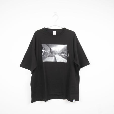 サウナルームフォトTシャツ