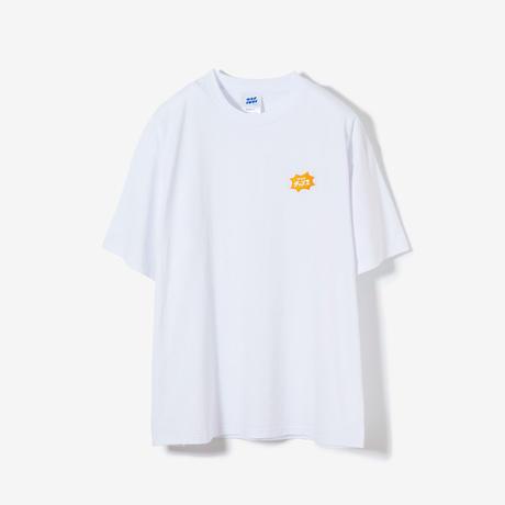 サウナチャンス ワッペンT(オレンジ)