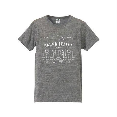 熱波うける君Tシャツ(ヘザーグレー)