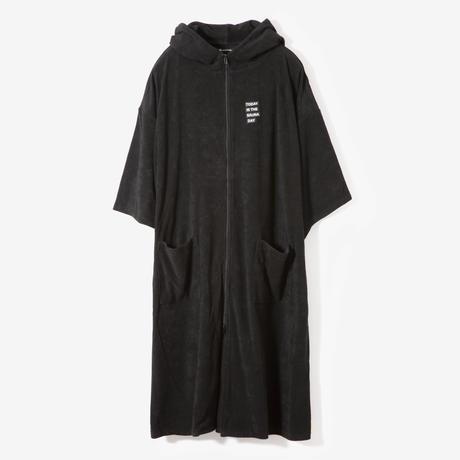 TITSD サウナポンチョ(Black)