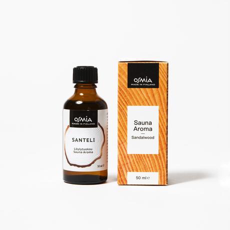 【OSMIA】サウナアロマ - Sandalwood / SANTELI(白檀)