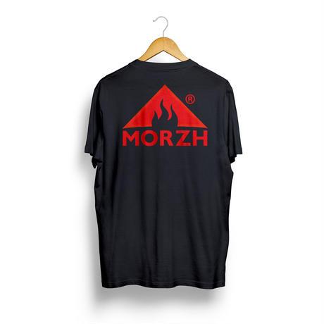 MORZH ロゴT(Black)