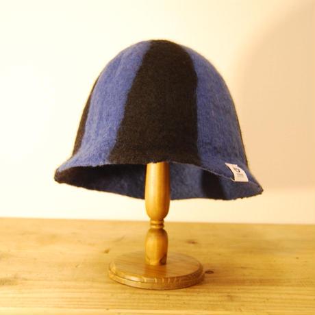 SAUNA HAT  No.139「Stripe」