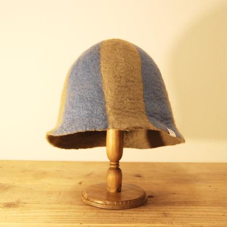 SAUNA HAT  No.132「Stripe」