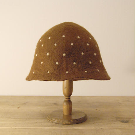 SAUNA HAT  No.147「Dot」