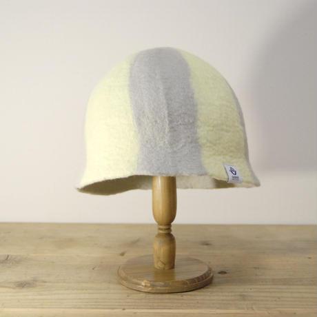 SAUNA HAT  No.209「Stripe」