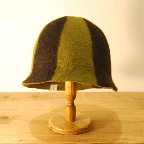 SAUNA HAT  No.85「Stripe」※おまけ付き