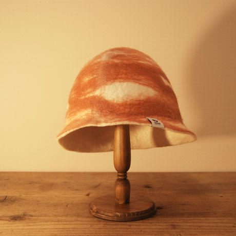 SAUNA HAT  No.134「Marble」