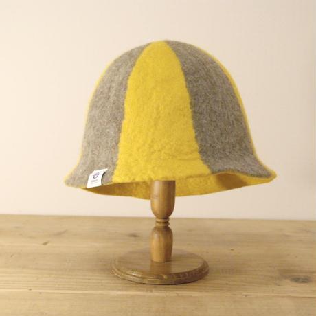 SAUNA HAT  No.144「Stripe」
