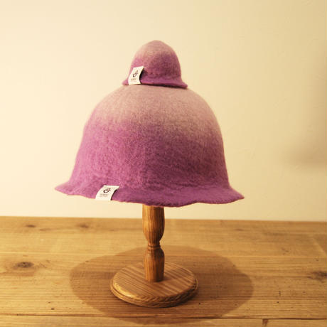 SAUNA HAT  No.84「Two Tone」※おまけ付き