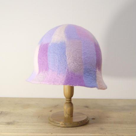 SAUNA HAT  No.211「MADARA」