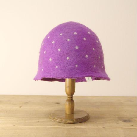 SAUNA HAT  No.143「Dot」
