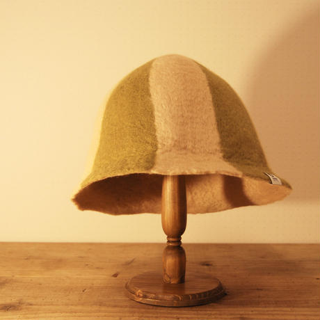 SAUNA HAT  No.141「Stripe」