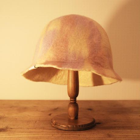 SAUNA HAT  No.137「MADARA」