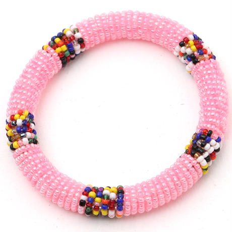 Color Beads bangle