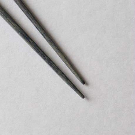 菅原博之 箸(白漆)