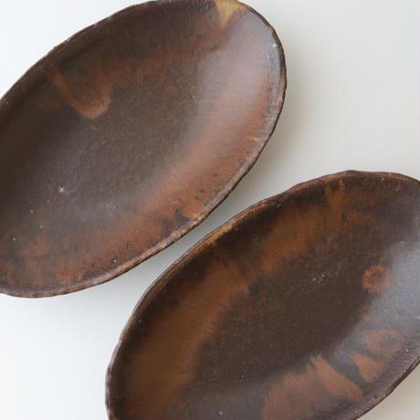 及川静香 舟形鉢
