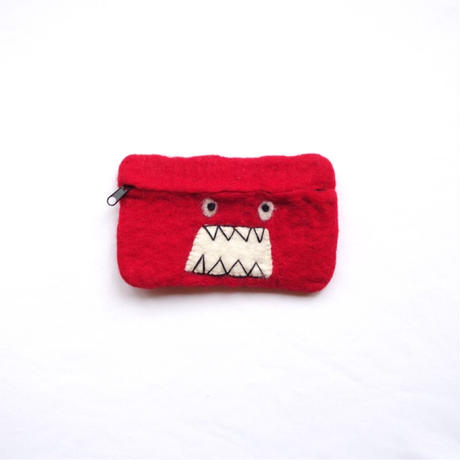 WOOL  POUCH - OKORINBO  -