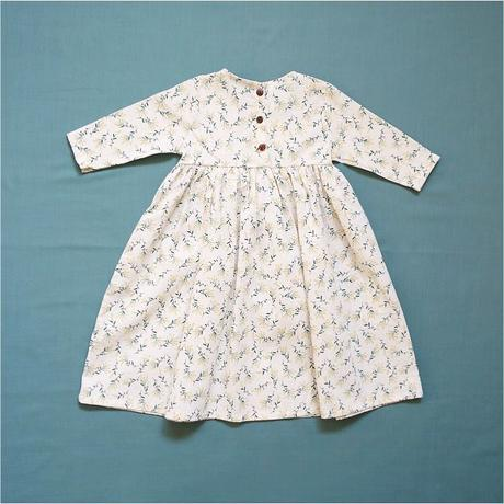 Girls cotton long dress