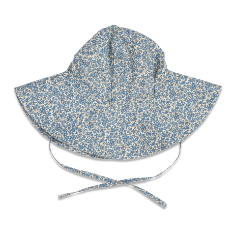 OLIVIER LONDON  / Agatha Sun Hat - Chamomile Blue -