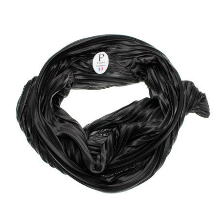 PALOMA GERMAIN Lycra Noir M ターバン ブラック