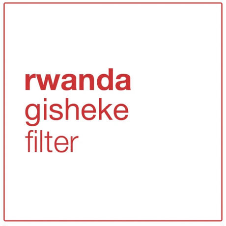 コーヒー豆/ rwanda gisheke (250g)