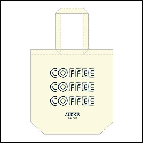 AUCK'S COFFEE オリジナルトートバッグ