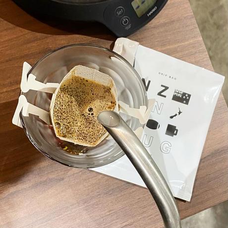 MORNING SET/ホームメイドグラノーラ+ドリップバッグ2P