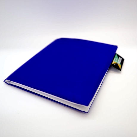 ミニマリストウォレット Fibermax64 ブルー