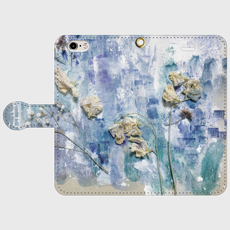 dry flower03 iPhone case