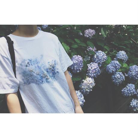 dry flower T-shirt 03