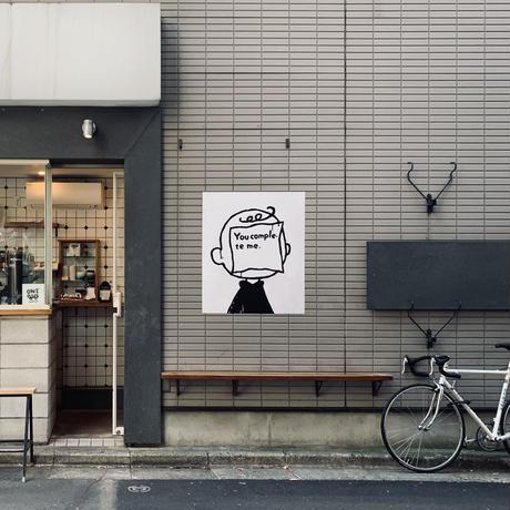 sayurinishikubo「ART」POSTER