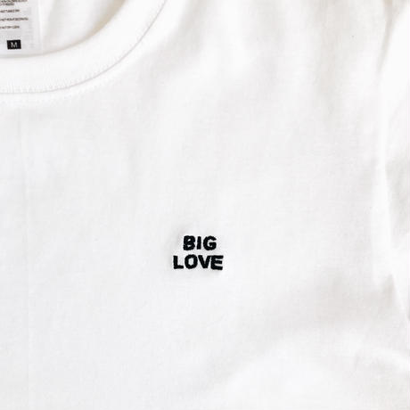 BIG LOVE T-shirts