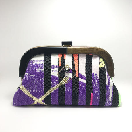 By Color Clutch Bag  / 2149