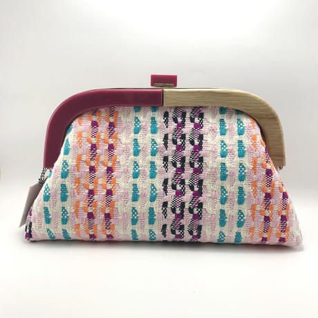 By Color Clutch Bag  / 2177