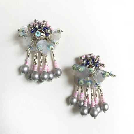 Dress Earring / 101704