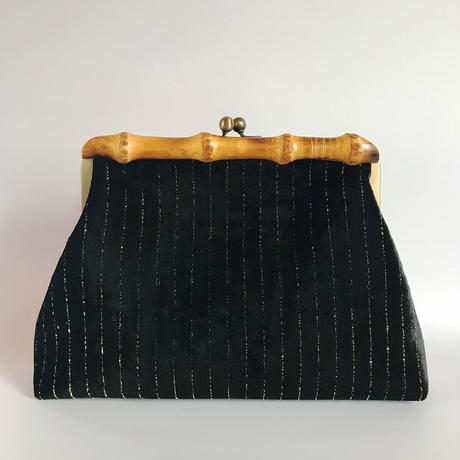 Bamboo Clutch Bag / 2051