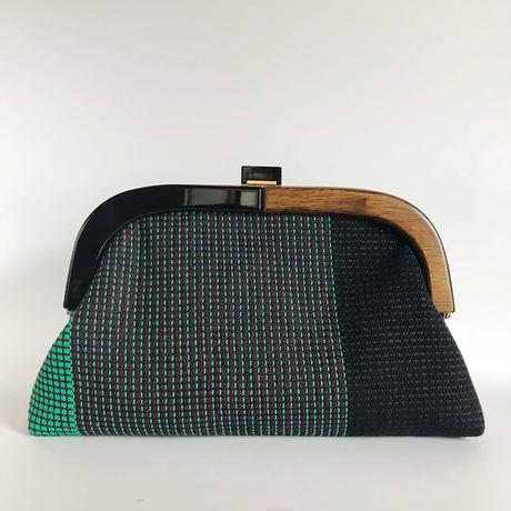 By Color Clutch Bag  / 2043